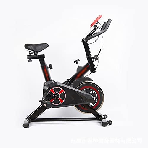 Bicicletas de spinning, cintas de correr de fitness para el hogar en interiores, bicicletas de ejercicio con volante sólido, equipos de fitness para el hogar, empresa, equipos de entrenamiento para