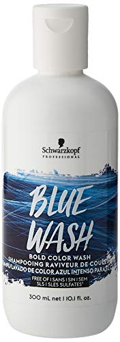 Schwarzkopf Professional Bold Color Washes Color Wash Blue 300ml