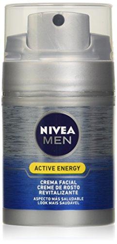 Nivea Men Skin Energy Crema Revitalisante Traitement du Visage