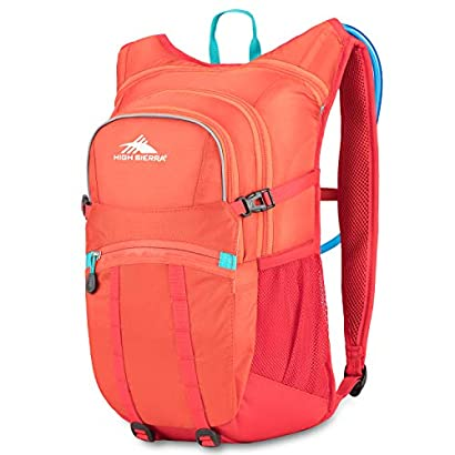 high sierra hydrahike 20 l backpack with water bladder