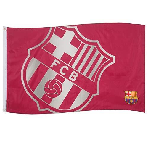 Bandera FC Barcelona Licencia Oficial 152 xX 91 Centimetros