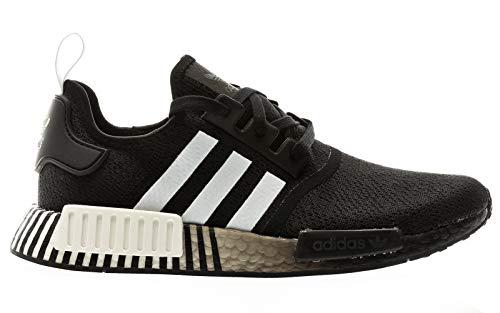 adidas FV3649 NMD_R1, Zapatillas para Correr Unisex Adulto, Core Black Footwear White Core Black, 38 2/3 EU