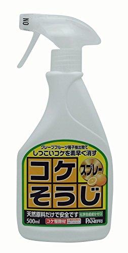 パネフリ工業 コケそうじスプレー (非農耕地専用) 500ml