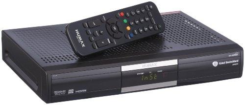 Humax NA HD 2000C, digitaler HDTV Kabelreceiver (Kabel Deutschland zertifiziert)