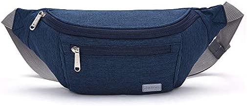 TINYAT Travel Fanny Bag Waist Pack Sling Pocket Super Lightweight For Workout Vacation Hiking, Tool Kit T206
