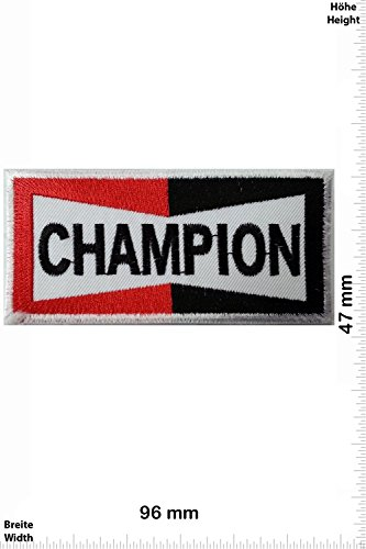 Parches - Champion - Motorsport - Ralley - Car - Motorbike - Parche Termoadhesivos Bordado Apliques - Patch - Give Away Regalar