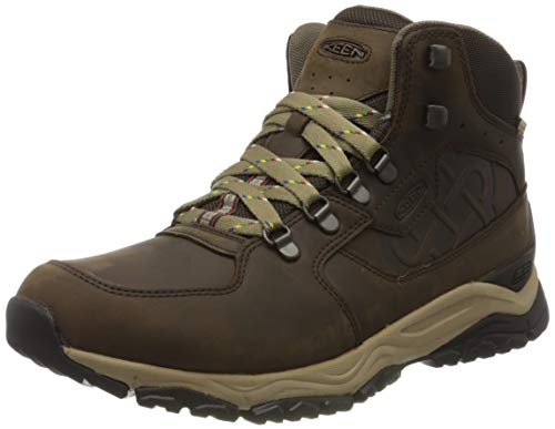 KEEN Root Brown heren trekking- & wandellaarzen