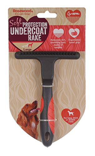 Undercoat Rake Large - grooming for dogs and cats