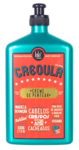 Creoula Creme De Pentear, Lola Cosmetics, 500 g