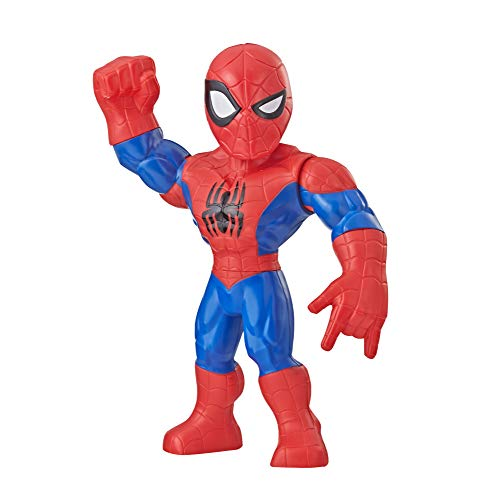 Product Image of the Playskool Heroes Marvel Super Hero Adventures Mega Mighties Spider-Man...