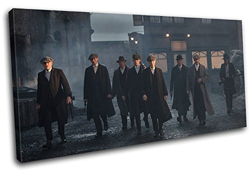Bold Bloc Design - Peaky Blinders Television Show TV 80x40cm...