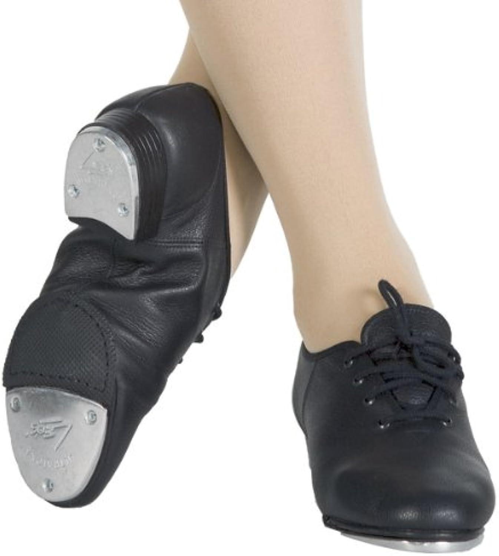 Leo's Unisex Split-Sole Jazz Tap shoes,5058