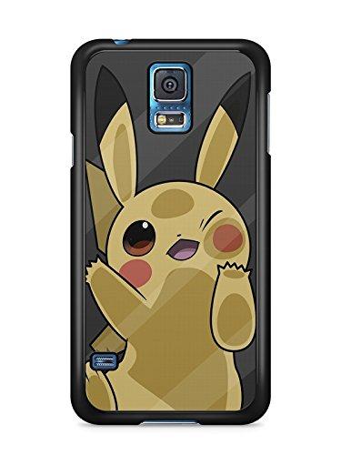 Coque Samsung Galaxy S5 mini Pokemon go team pokedex Pikachu Manga valor mystic instinct case