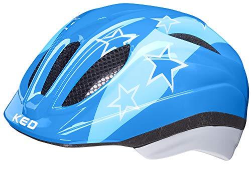 KED Meggy II Helm Kinder blau Kopfumfang M | 52-58cm 2021 Fahrradhelm