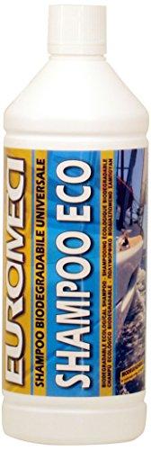 Euromeci ese1 shampoo voor boten, geel, 1.000 ml