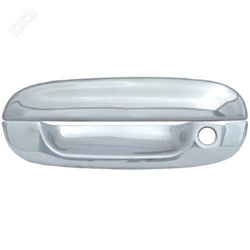 05 trailblazer door handle cover - 6