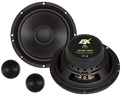 ESX Lautsprechersystem DCS165 für Fiat Ducato