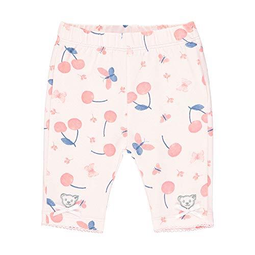 Steiff Baby-Mädchen Leggings, Rosa (Barely Pink 2560), 56 (Herstellergröße: 056)