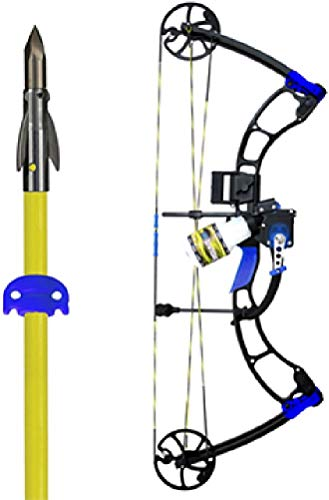 E-Rad (Eradicator) Bowfishing Bow Kit - Left Hand