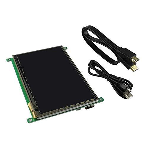 weichuang Elektronisches Zubehör 7 Zoll HDMI Kapazitiver Touchscreen TFT Display LCD für RPi B/B+/Pi2 Elektronisches Zubehör Elektronisches Zubehör