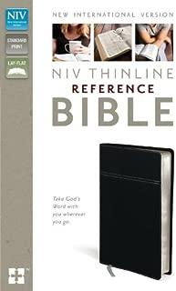 NIV Thinline Reference Bible (Italian Duo-Tone)