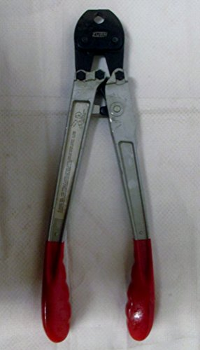 Zurn QCRT2T Large PEX Crimp Tool, Metal, 3/8'