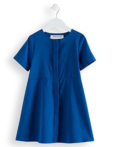 RED WAGON Mädchen Kleid in A-Linien-Form, Blau (Galaxi Blue), 110 (Herstellergröße: 5 Jahre)