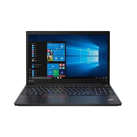 "Lenovo ThinkPad E15 Laptop, 15.6"" FHD Display, Intel Core i5-10210U Upto 4.2GHz, 16GB RAM, 512GB NVMe SSD, HDMI, Wi-Fi, Bluetooth, Windows 10 Pro"