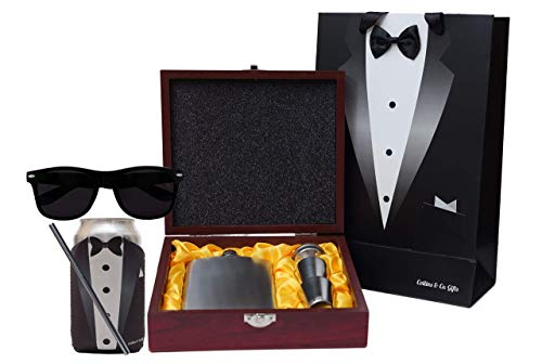 Collins & Co. Gifts Groomsmen Wedding