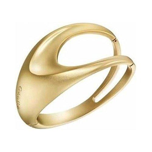 Calvin Klein Damen-Armreifen Edelstahl KJ3YJD11010S