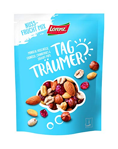 Lorenz Snack World Nuss Frucht Mix Tagträumer, 11er Pack (11 x 100 g)