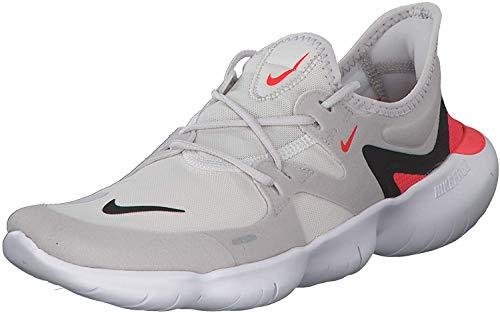 Nike Free RN 5.0 Gris Blanco NIAQ1289 004