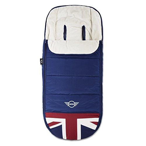 Easywalker - Saco para mini buggy union classic azul