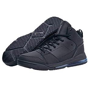 Shoes for Crews Tigon, Mens, Black, Size 10.5