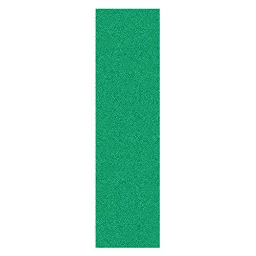IDE Play Planche à roulettes Griptape, Skate-Board Grip Feuille 33x9 Pouces, Scooter Noir Grip, Longboard Griptape, pour Poncer Rollerboard (84x23cm),Vert