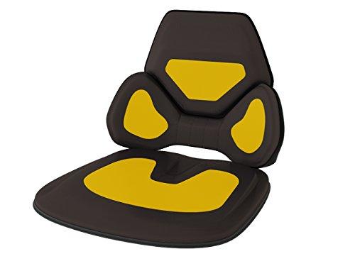エクスジェル(EXGEL)ハグドライブシート/バッククッションセットブラックHUD0102-BK