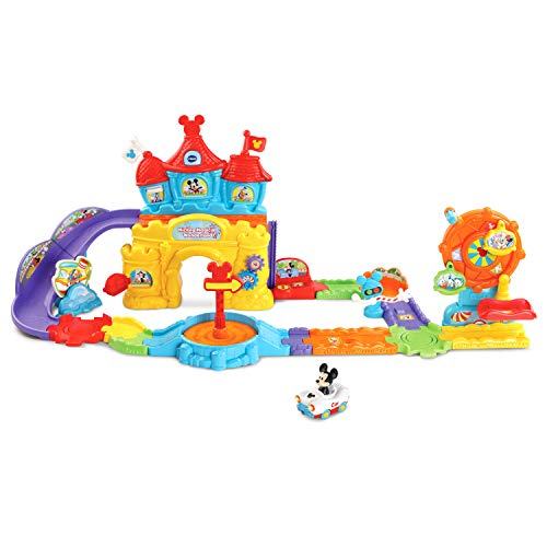 VTech Go! Go! Smart Wheels Mickey Mouse Magical Wonderland