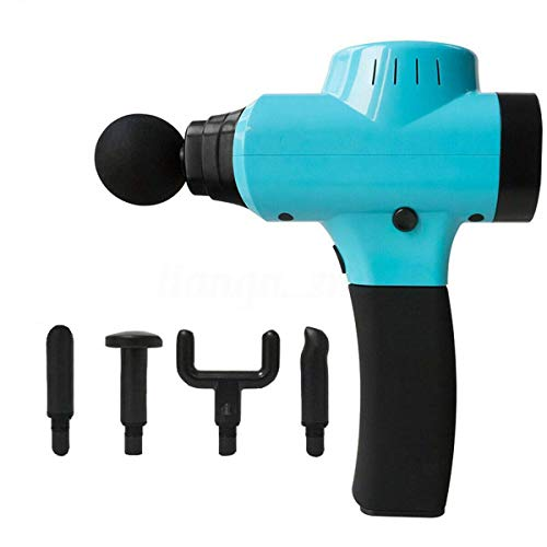 Best Prices! Massage Gun for Athletes Cordless Bit, Power Massager Handheld for Muscles, Massage Gun...