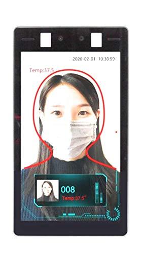 XLNB Máquina De Reconocimiento Facial De Detección De Temp