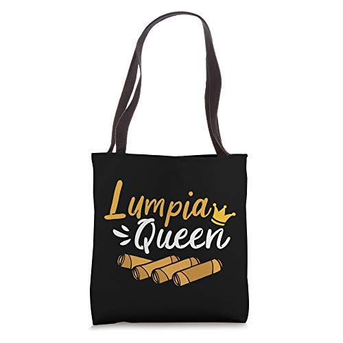 Lumpia Philippines Funny Filipina Filipino Gift Tote Bag