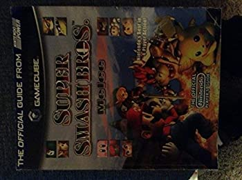 Super Smash Bros. Melee, Official Guide from Nintendo Power 1930206194 Book Cover