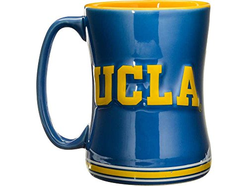 Boelter Brands NCAA UCLA Bruins 226713 Coffee Mug, Team Color, 14 oz