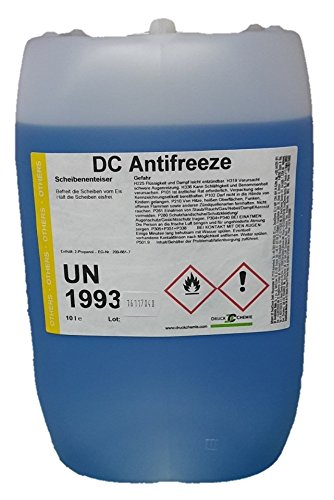 Scheibenenteiser 20 Liter Kanister - Entfroster - Defroster - Antifreeze