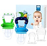 Best Baby Feeders - Baby Fruit Feeder Pacifier (2 Pack) - Bestwin Review