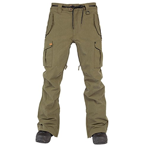 Heren snowboard broek L1 Regular Fit Cargo Pants