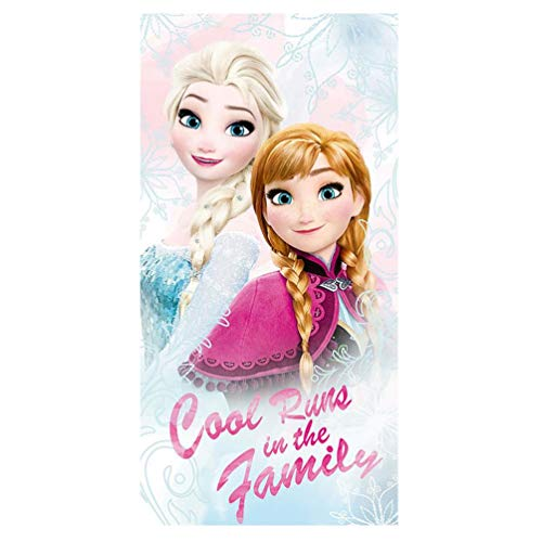 Kids Licensing – wd17727 – Telo Mare – Frozen Family
