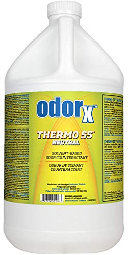 ODORx Thermo 55 Solvent-Based Odor Counteractant for Thermal Fogging, 1 Gal