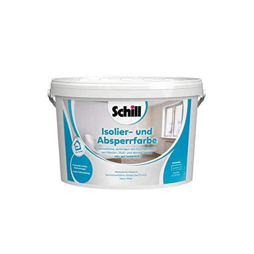 Schill Isolier- und Absperrfarbe 5 Liter