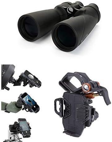 Celestron 71454 Echelon shipfree 20x70 Direct store Binoculars with Universal Black