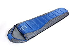 Review: 3 Season Mummy Sleeping Bag with Waterproof Shell